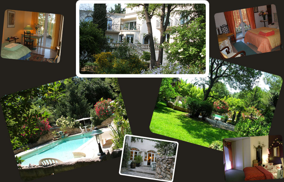 location, hotes, herault, Entrée Castle Cottage